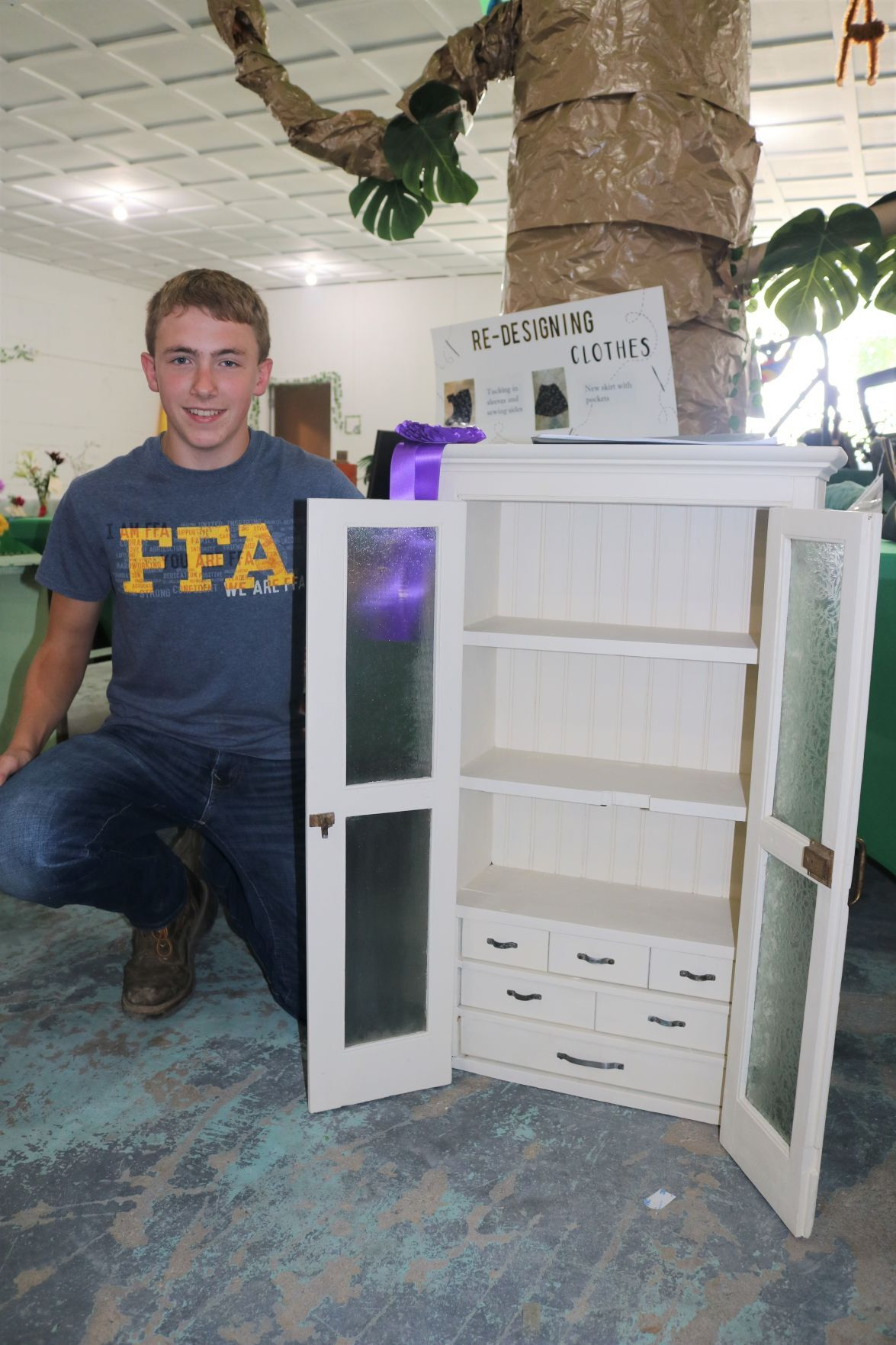 Justin Rygh Woodworking Cabinet State.JPG