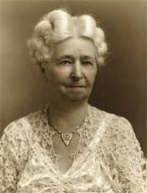 Charlotte Van Horn later in life