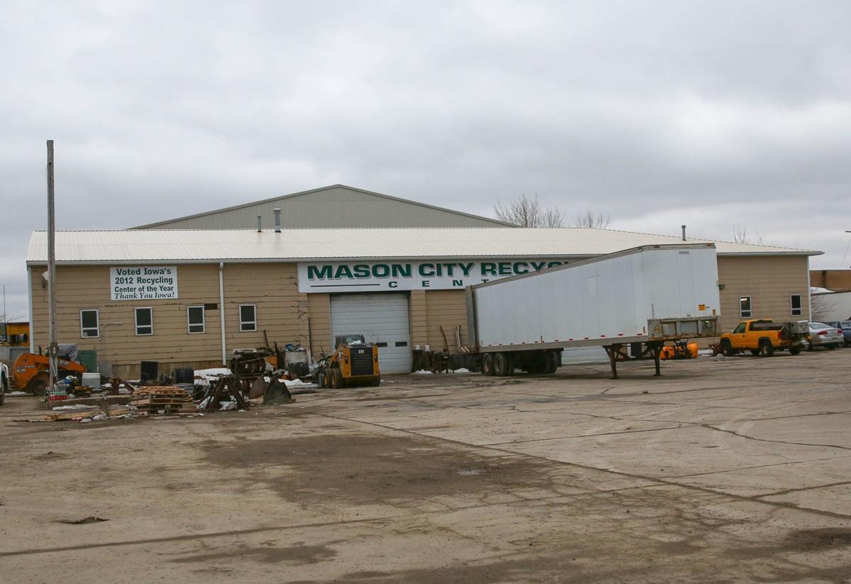Mason City Recycling Center
