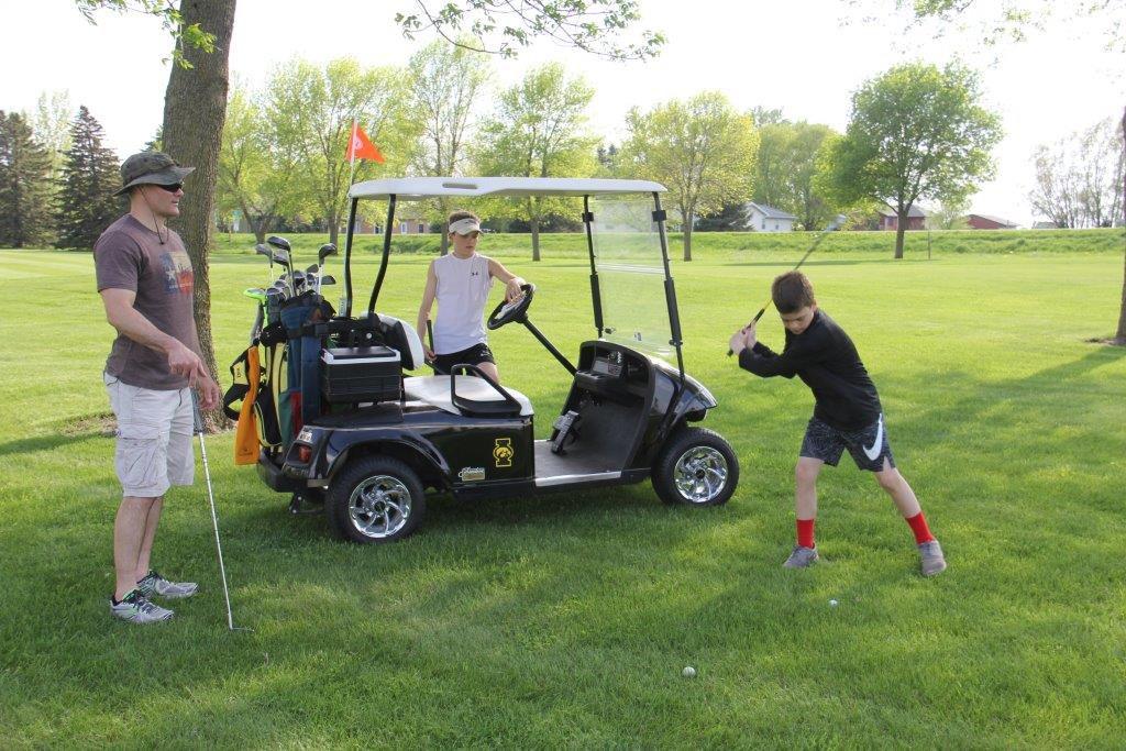 Britt Golf Course