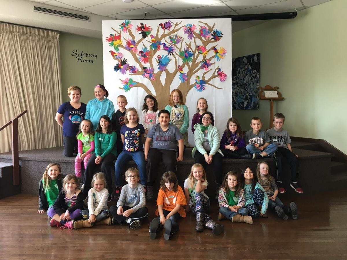 Spring Break Art Camp 2017