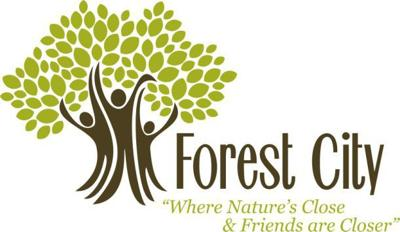 Forest City Chamber logo