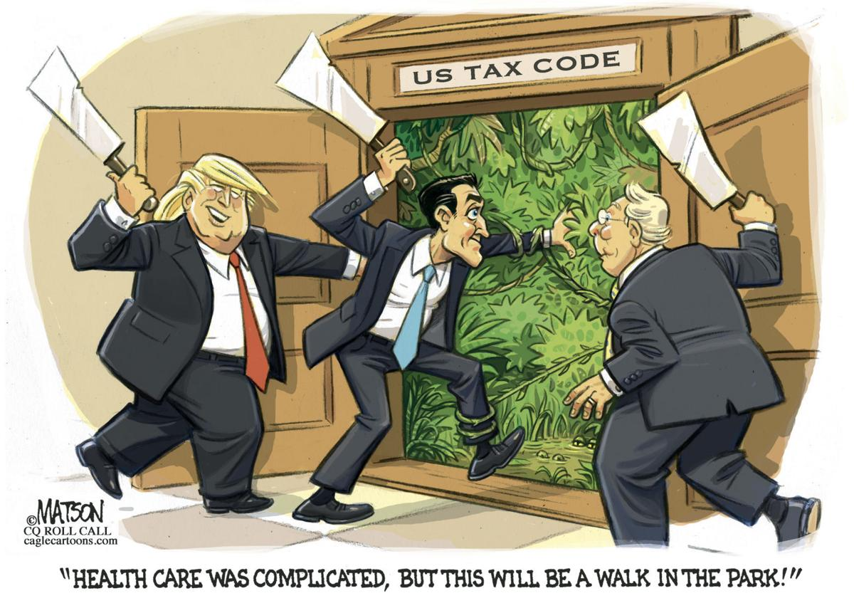 Republicans Say Tax Reform Will Be Easier by RJ Matson, Roll Call