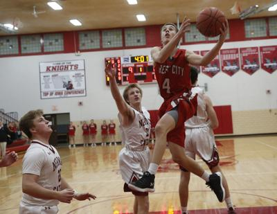 BBball Newman vs. Forest City 3