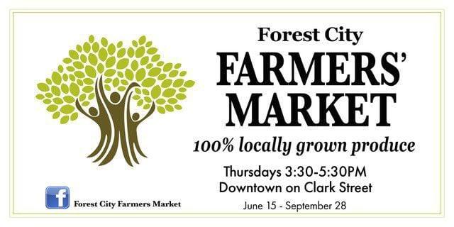 Forest City Farmers Market logo