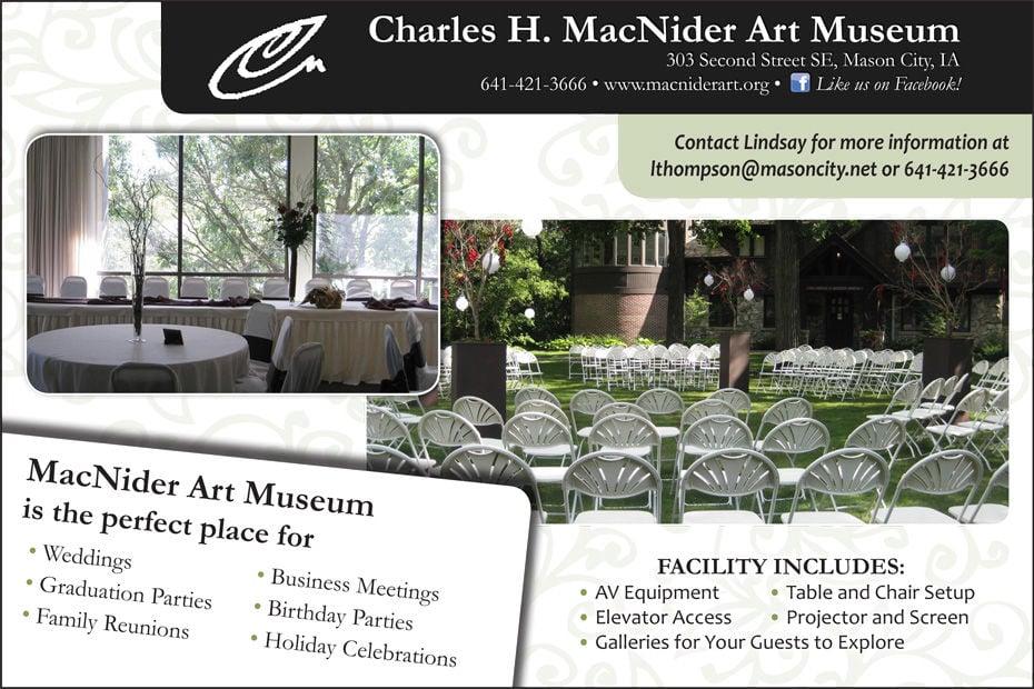 Charles H. MacNider Art Museum