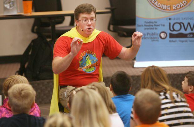 Kids' show host: Turn TV off, go outside | Mason City & North Iowa