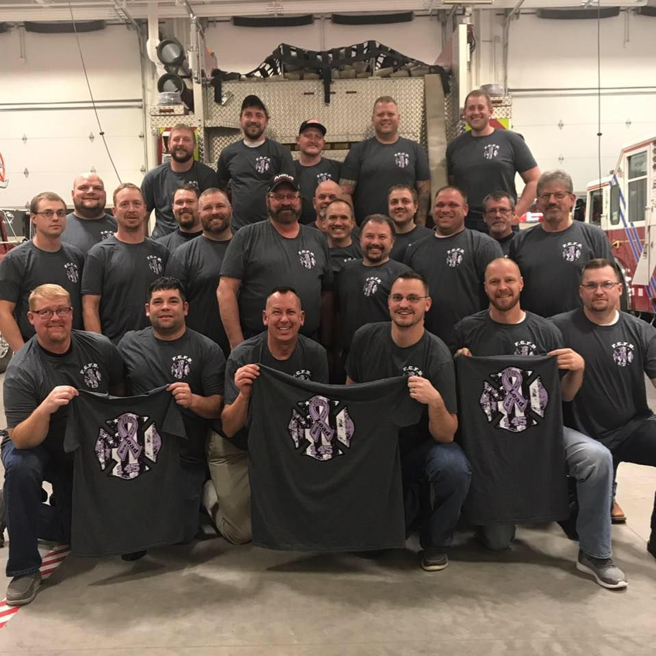 Forest City Fire Department shirts