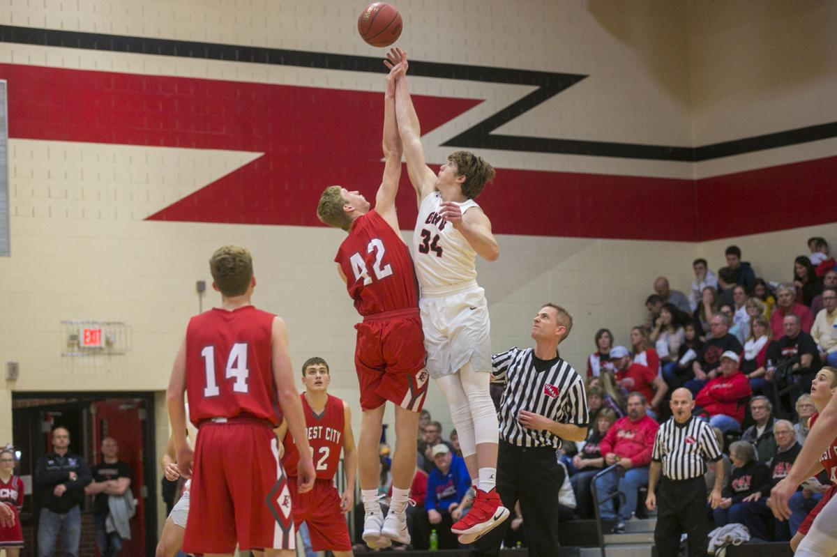 BBBall GHV vs. Forest City 12