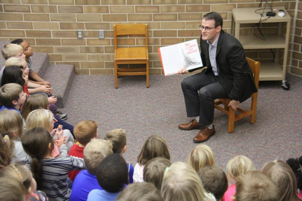 Lt. Governor at Forest City Elementary