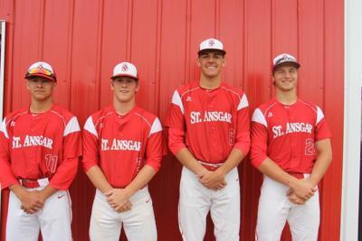 St. Ansgar baseball