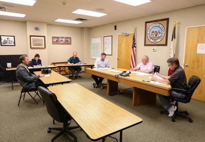 Cerro Gordo Board of Supervisors - June 2020