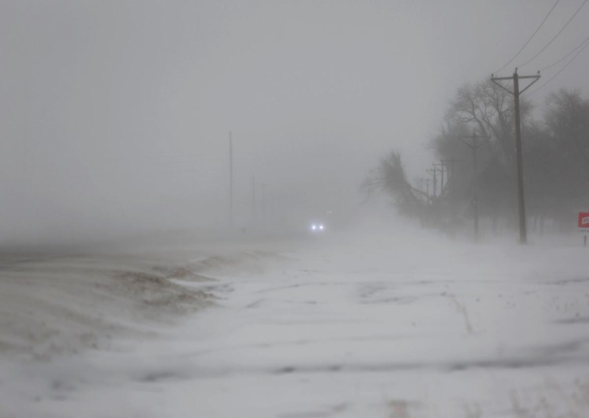 Whiteout- Highway 65 S - Mason City 2