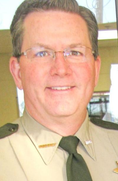 Mitchell Sheriff Greg Beaver