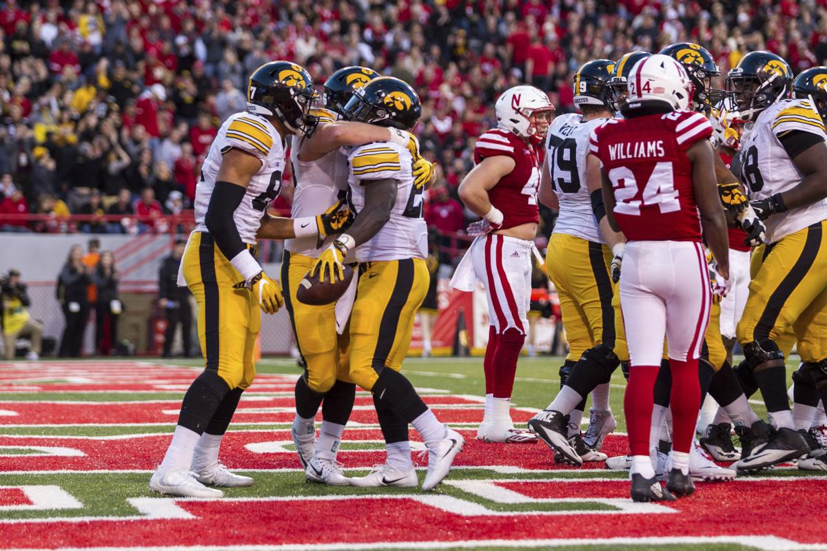 Iowa Nebraska Football