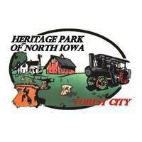 Heritage Park of North Iowa logo