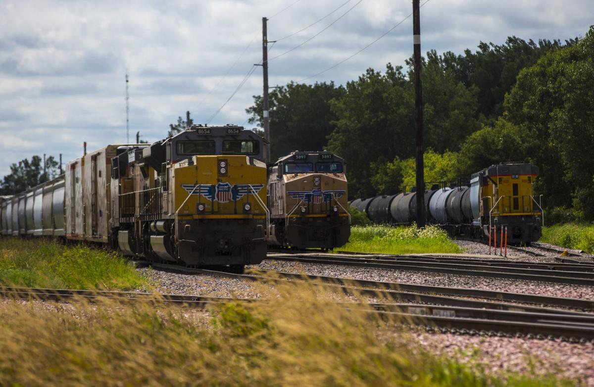 Union Pacific Train Intersection 2 (copy)