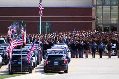 PHOTOS, VIDEO: End of watch: Slain State Patrol Sgt. Jim Smith laid to rest