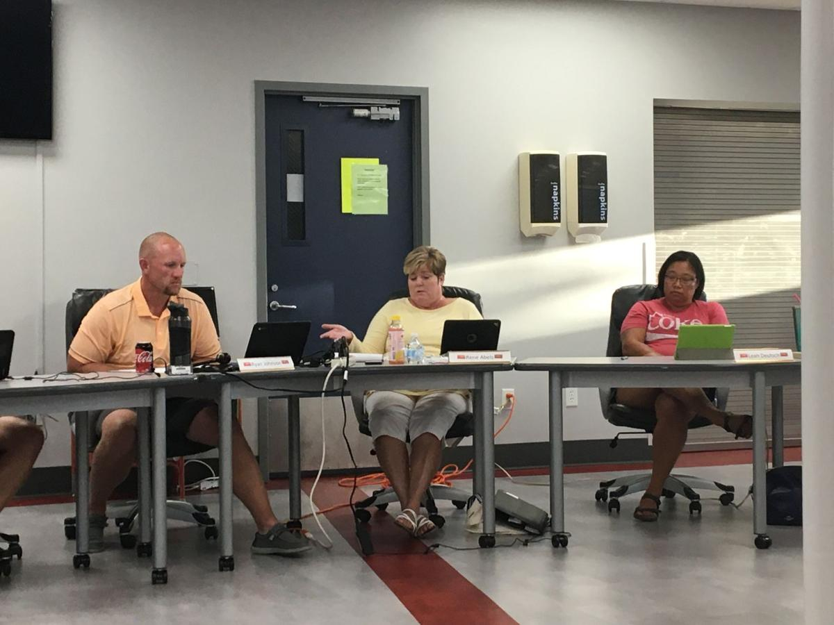 West Hancock school board Aug. 17 3