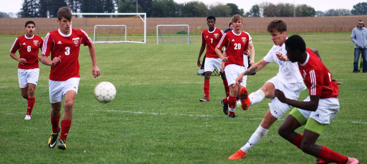 NIACC soccer