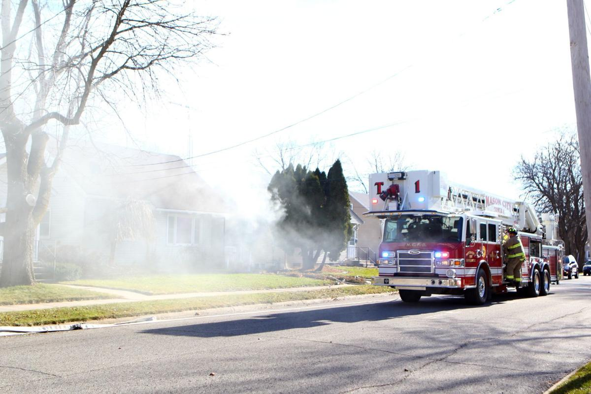 North Tyler fire