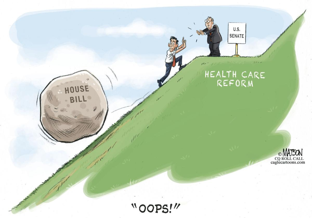 Senate Gets Rolling on Health Care Reform by RJ Matson, Roll Call