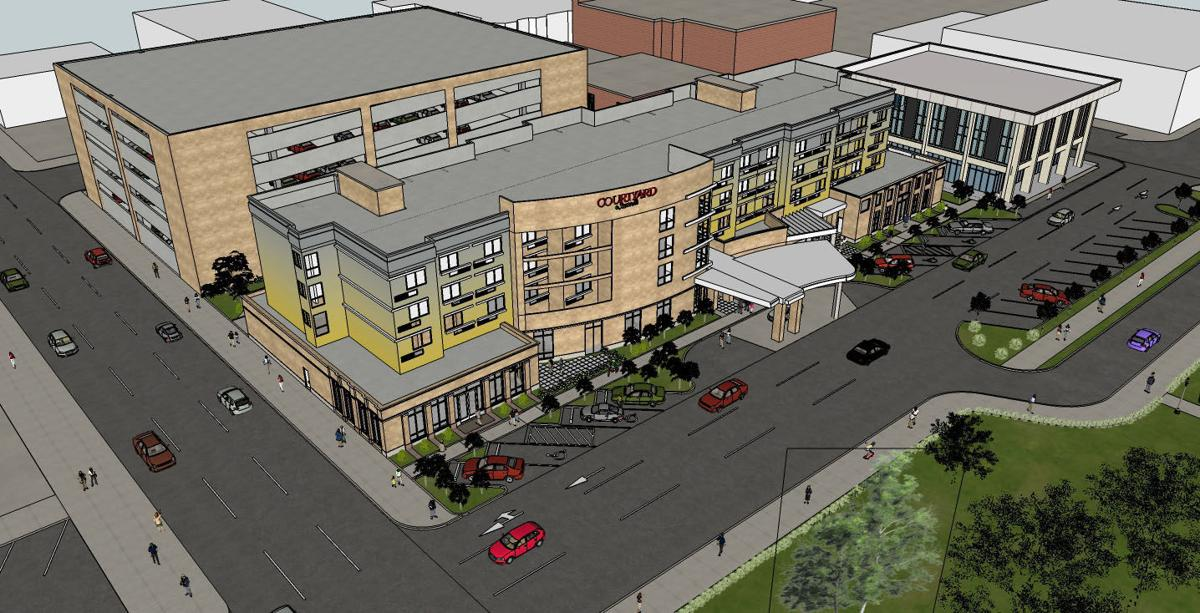 Chodur Pledges Mason City Downtown Hotel Will Be Built