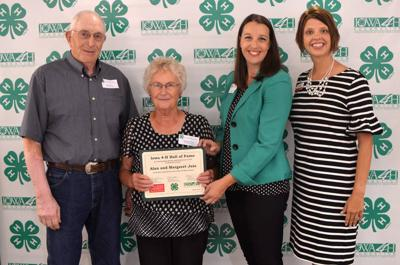 Jass 4-H Hall of Fame Induction