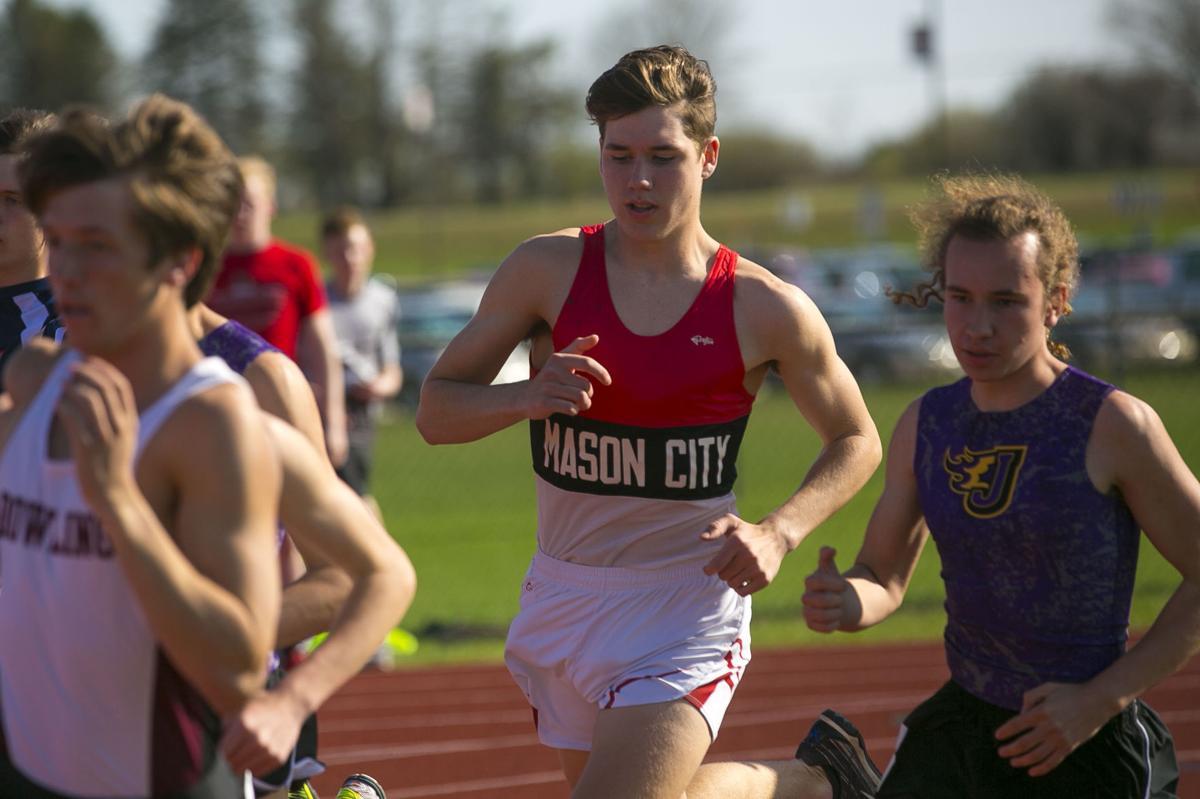 Mason City Track 1