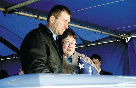 Hampton Marine is laid to rest