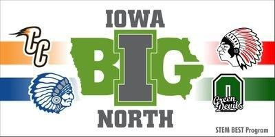 Iowa Big Logo