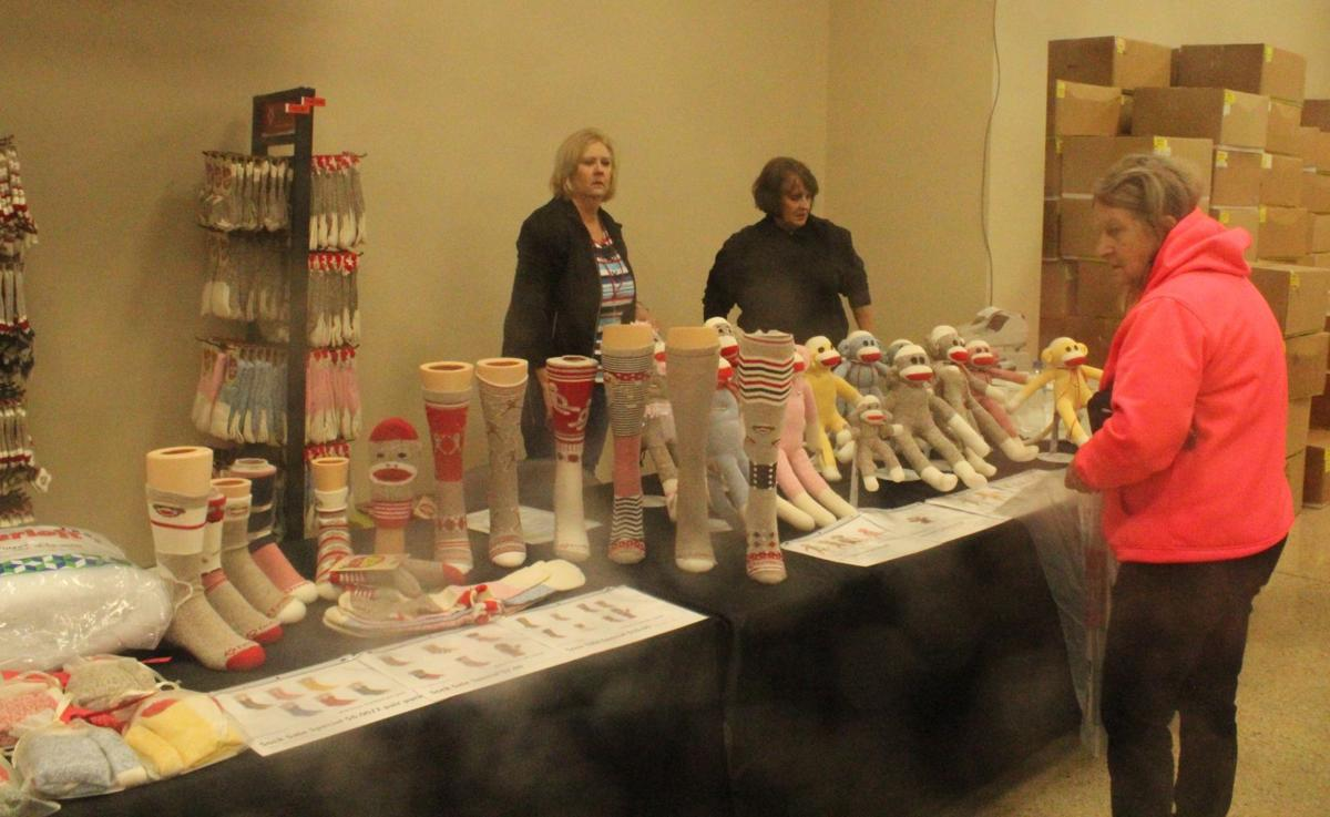 No soggy socks at Fox River sock sale in Osage | Mitchell