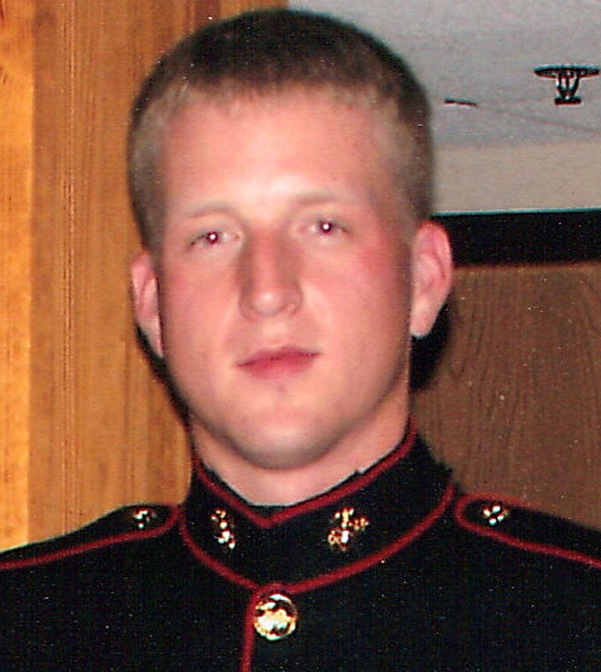 Sgt. Brandon Ketchum