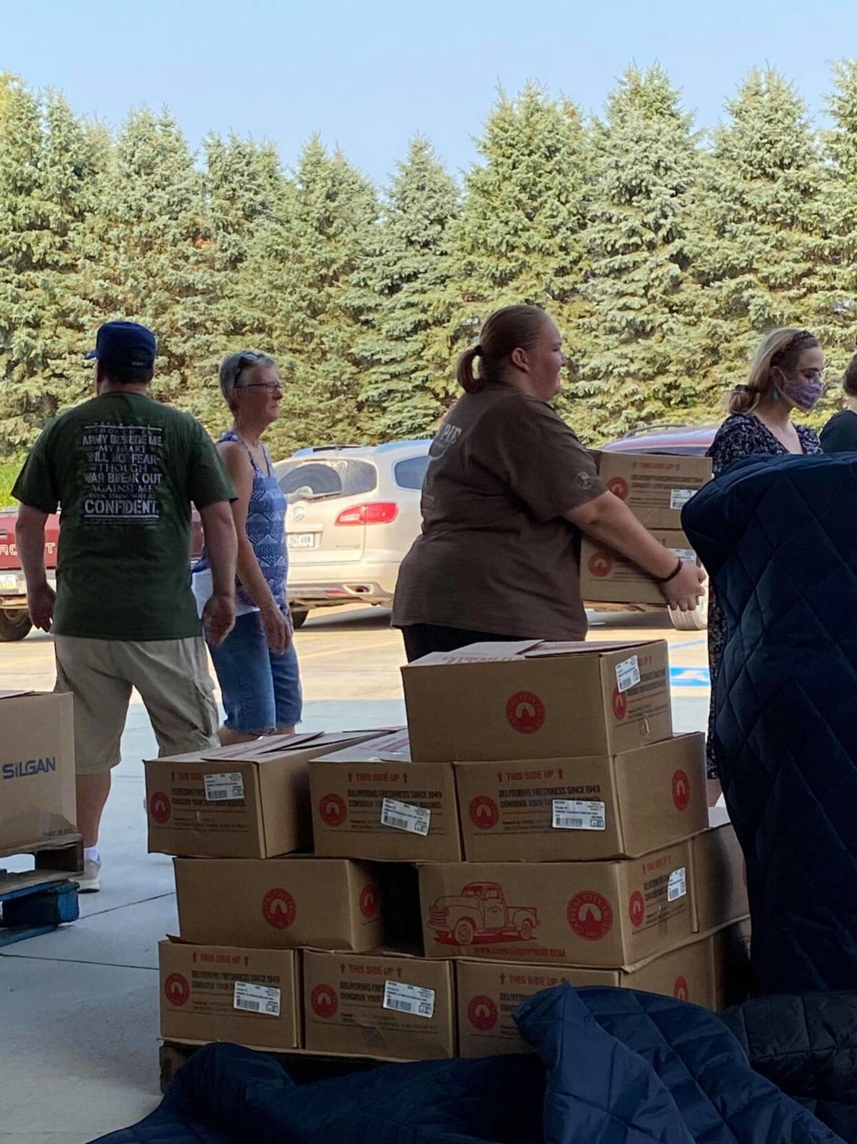 North East Iowa Food Pantry