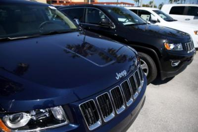 Recall Alert 4 8 Million Jeep Dodge Ram And Chrysler Vehicles May Have Cruise Control Issues
