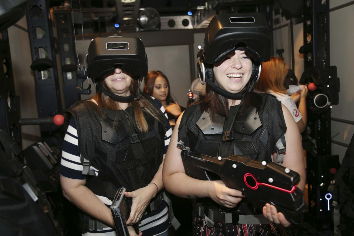 TEC Virtual Reality Arcades