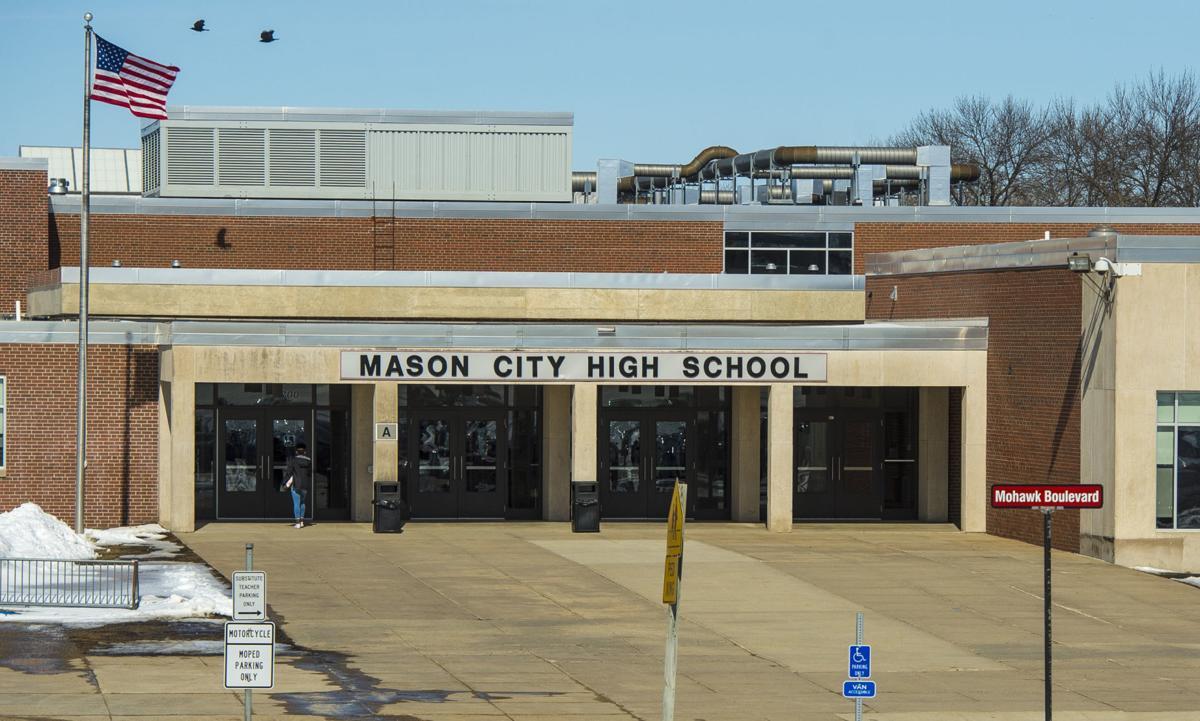 Mason City HS Mug