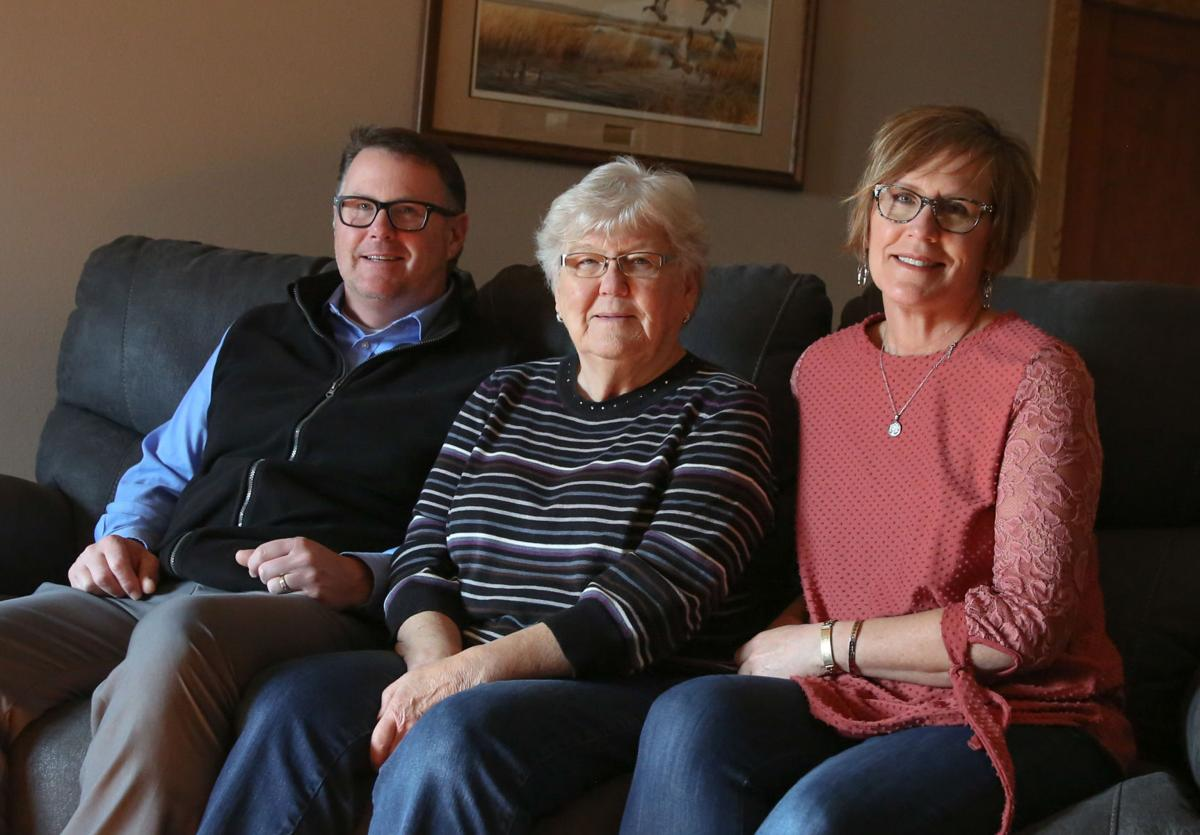 Iowa Mourns: Forrest Buffington photos - 3