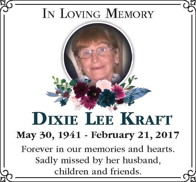 Dixie Lee Kraft