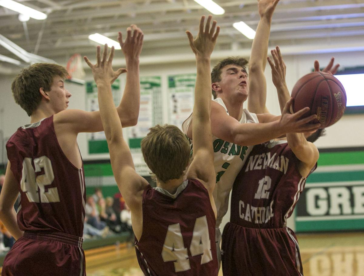 BBBall Osage vs. Newman 2