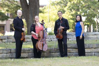 Luther College Piano Quartet