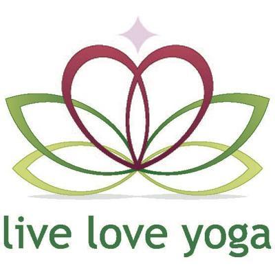 Live Love Yoga logo