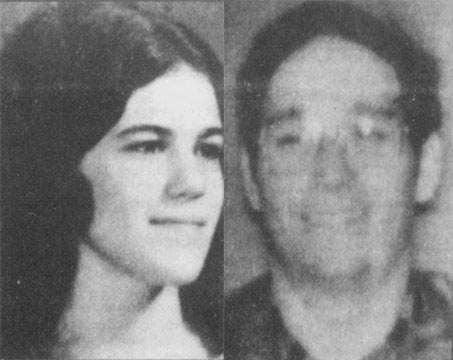 Rose Burkert and Roger Atkison