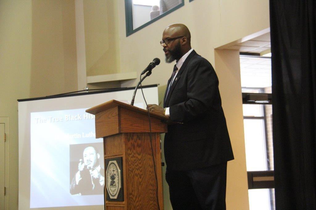 MLK Day speaker