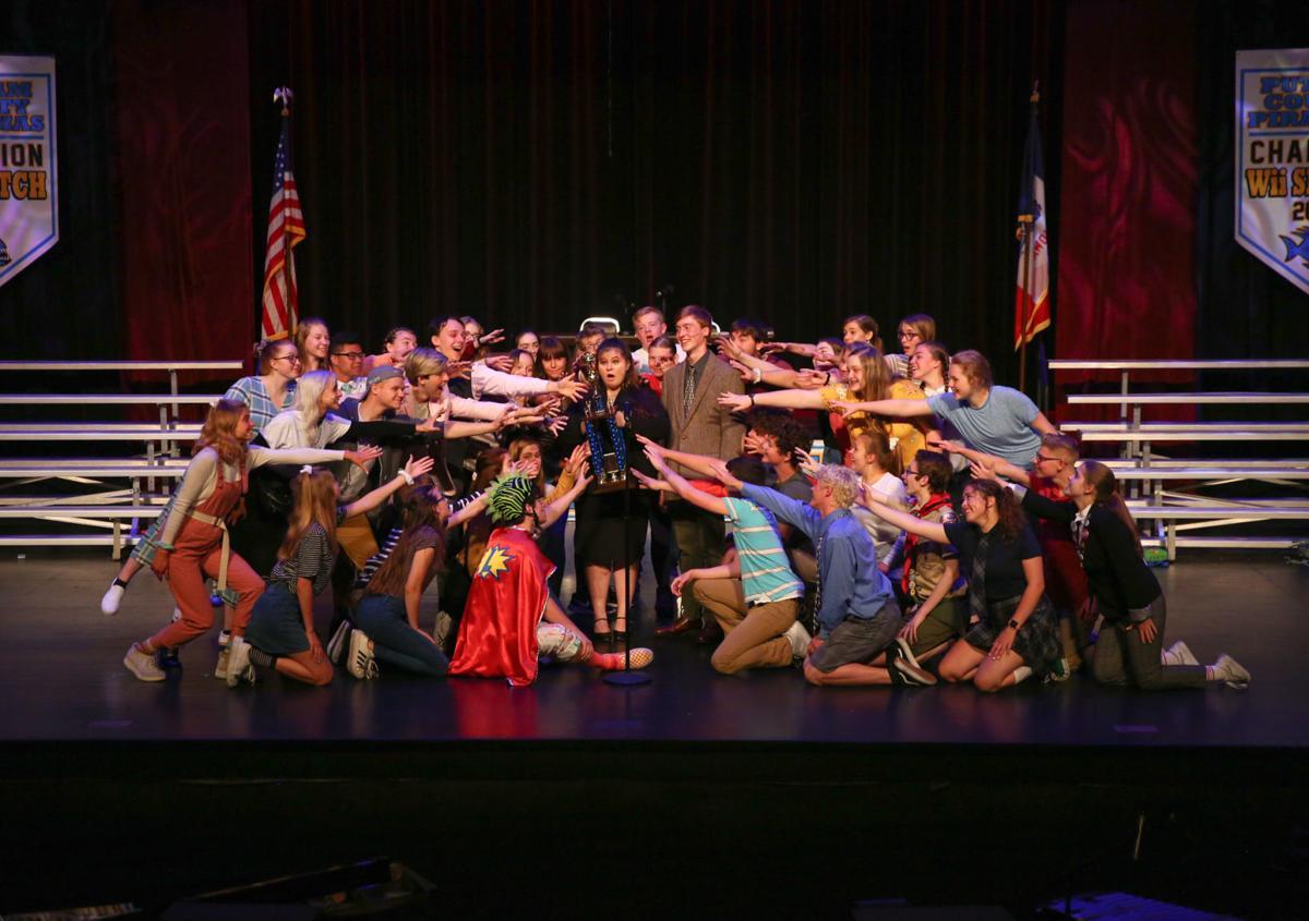 Mason City High School musical 2019