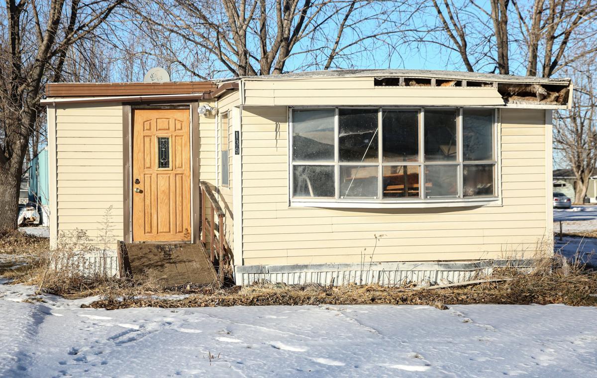 Gracious Estates - abandoned properties