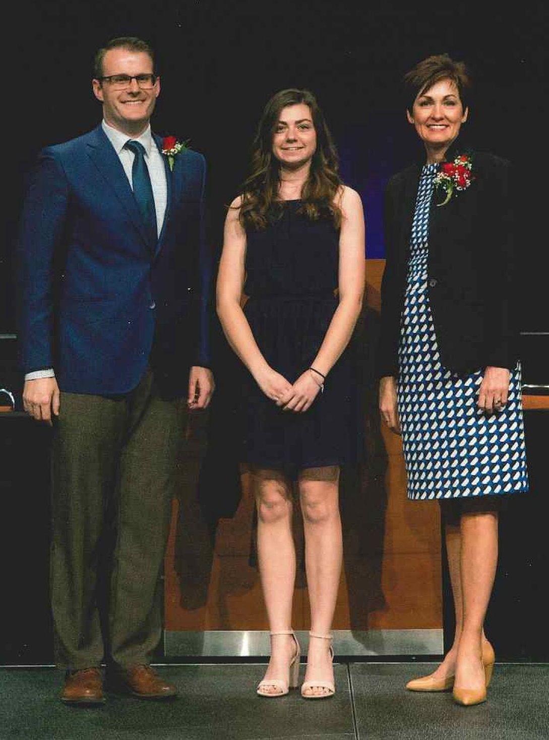 Sullivan receives award
