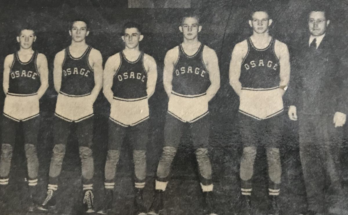 1940 state wrestling qualifiers