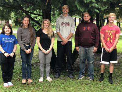 2019 Riceville Homecoming Court