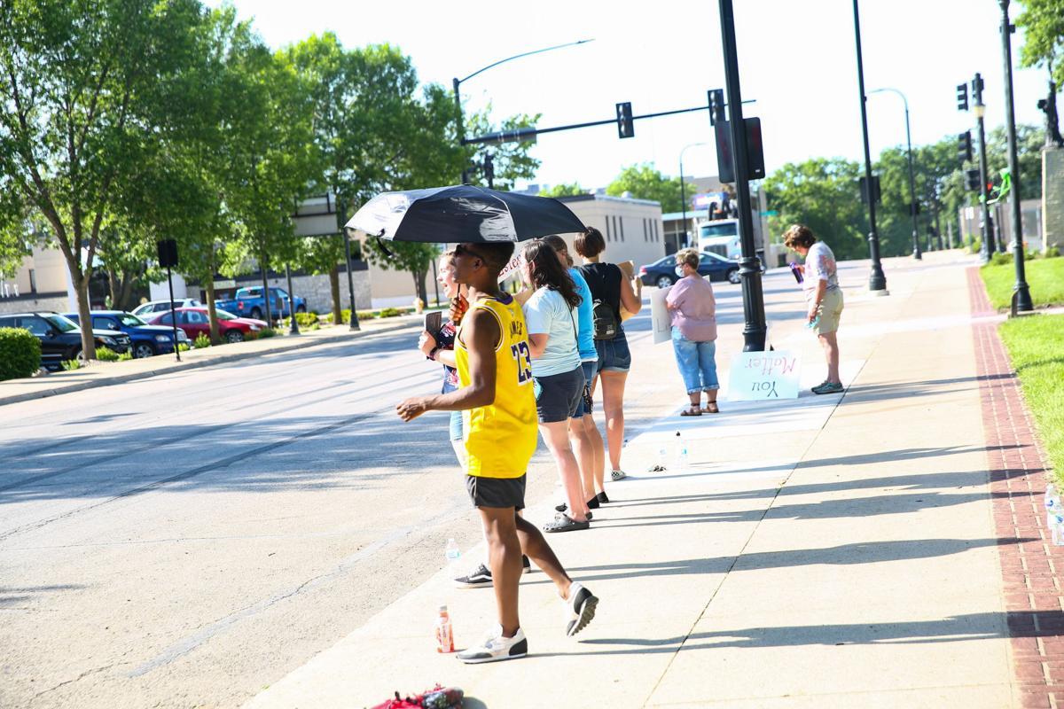 #BlackLivesMatter protest Mason City June 2 (2).jpg
